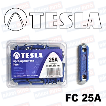 SIGURANTA TESLA TSFC25A 32V 20A