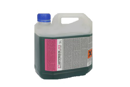 Antigel concentrat XT Asiatice Verde 3L