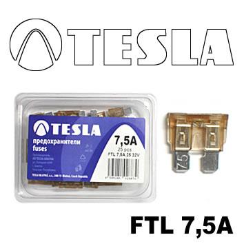SIGURANTA TESLA FTL 7.5A 32V 7.5A
