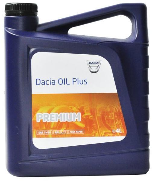 ULEI MOTOR OE DACIA 6001999716 OIL PLUS PREMIUM 5W30 4L
