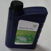 Ulei pentru cutie viteze manuala DACIA OIL PLUS EXTRA GEAR 75W80 1L