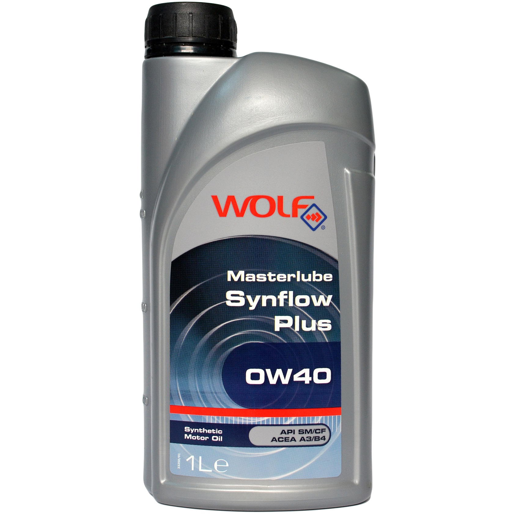 ULEI MOTOR WOLF MASTERLUBE SYNFLOW PLUS 0W40 1L