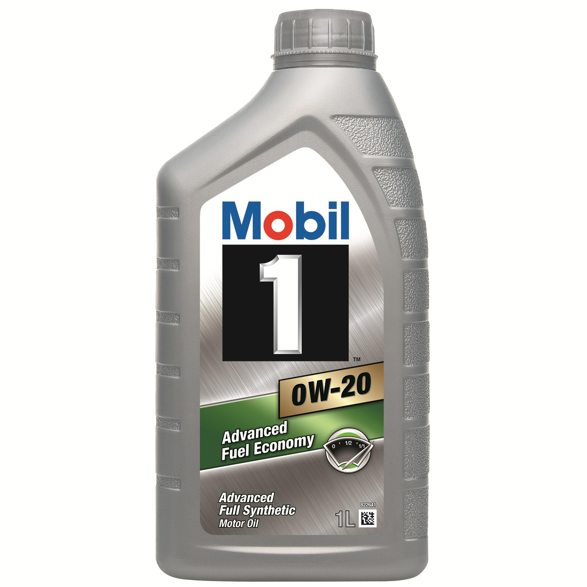 ULEI MOTOR MOBIL 1 ADVANCED FUEL ECONOMY0W20 1L