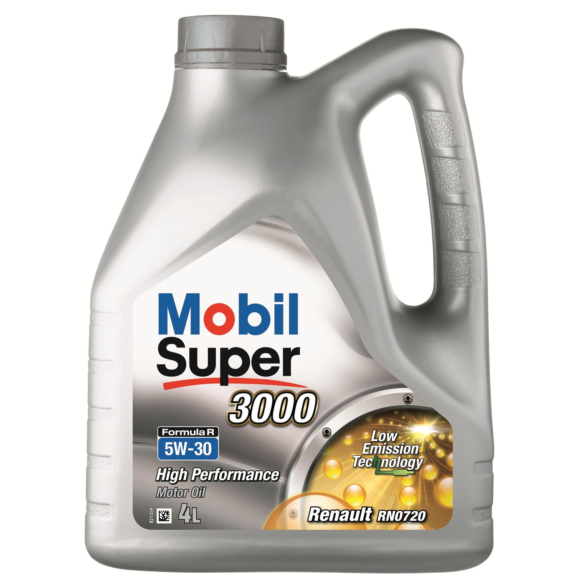 ULEI MOTOR MOBIL SUPER 3000 FORMULA R 5W30 4L