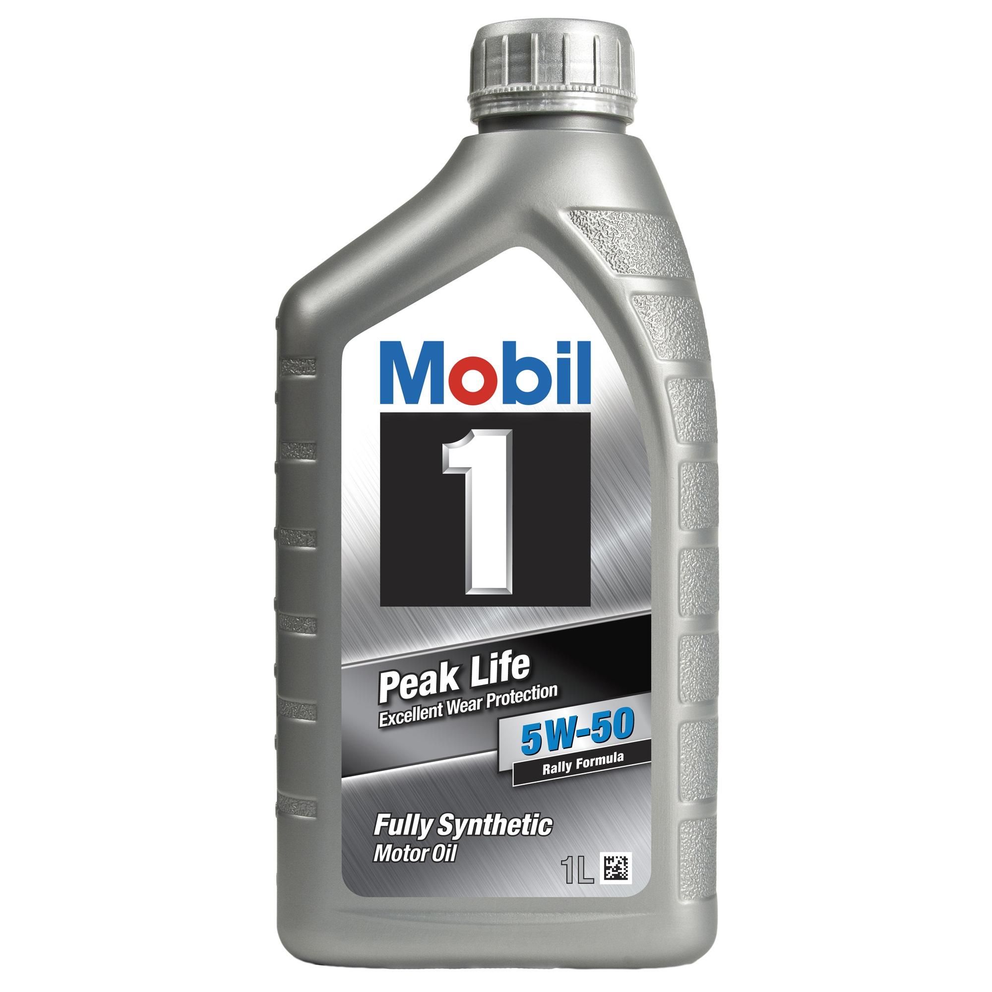 ULEI MOTOR MOBIL 1 PEAK LIFE 5W50 1L