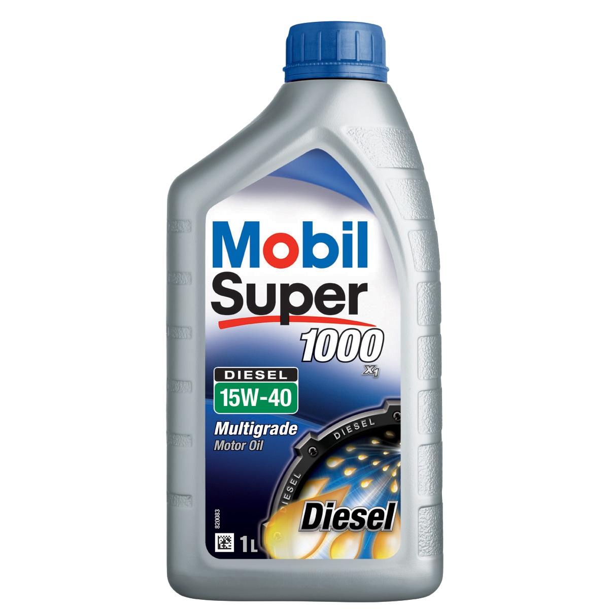 ULEI MOTOR MOBIL SUPER 1000 X1 DIESEL 15W40 1L