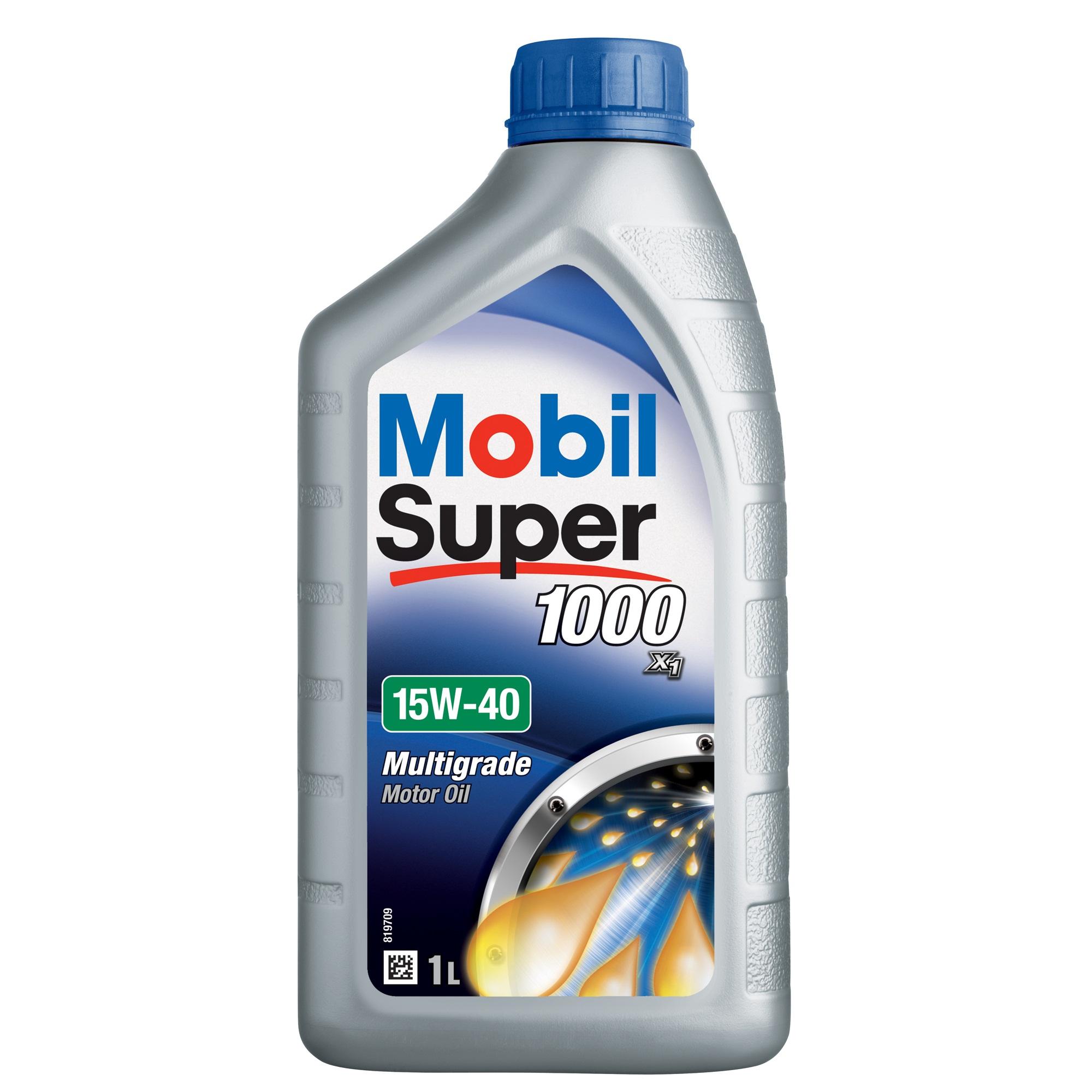 ULEI MOTOR MOBIL SUPER 1000 X1 15W40 1L