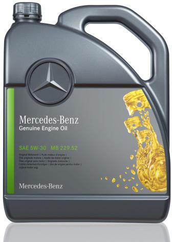 ULEI MOTOR ORIGINAL MERCEDES BENZ A000989950213AMEE/ A000989950213AMEW 5W30 MB 229.52 5L