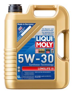 ULEI MOTOR LIQUI MOLY 20822 LONGLIFE III 5W30 5L