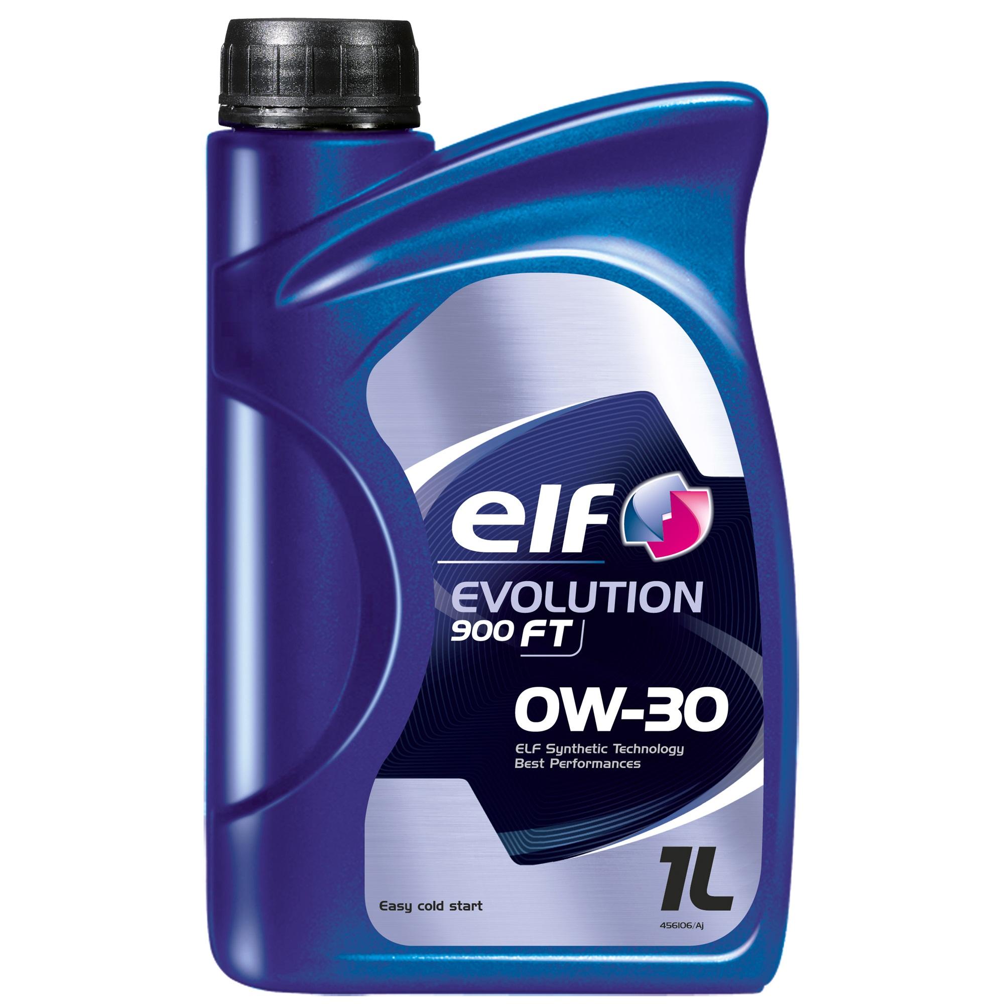 ULEI MOTOR ELF EVOLUTION 900 FT 0W30 1L