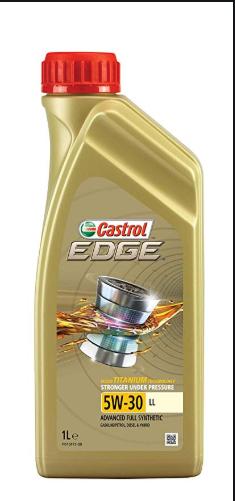 ULEI MOTOR CASTROL EDGE TITANIUM LL 5W30 1L