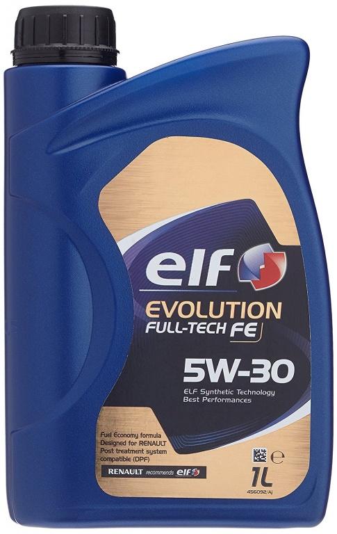 ULEI MOTOR ELF EVOLUTION FULLTECH FE 5W30 1L