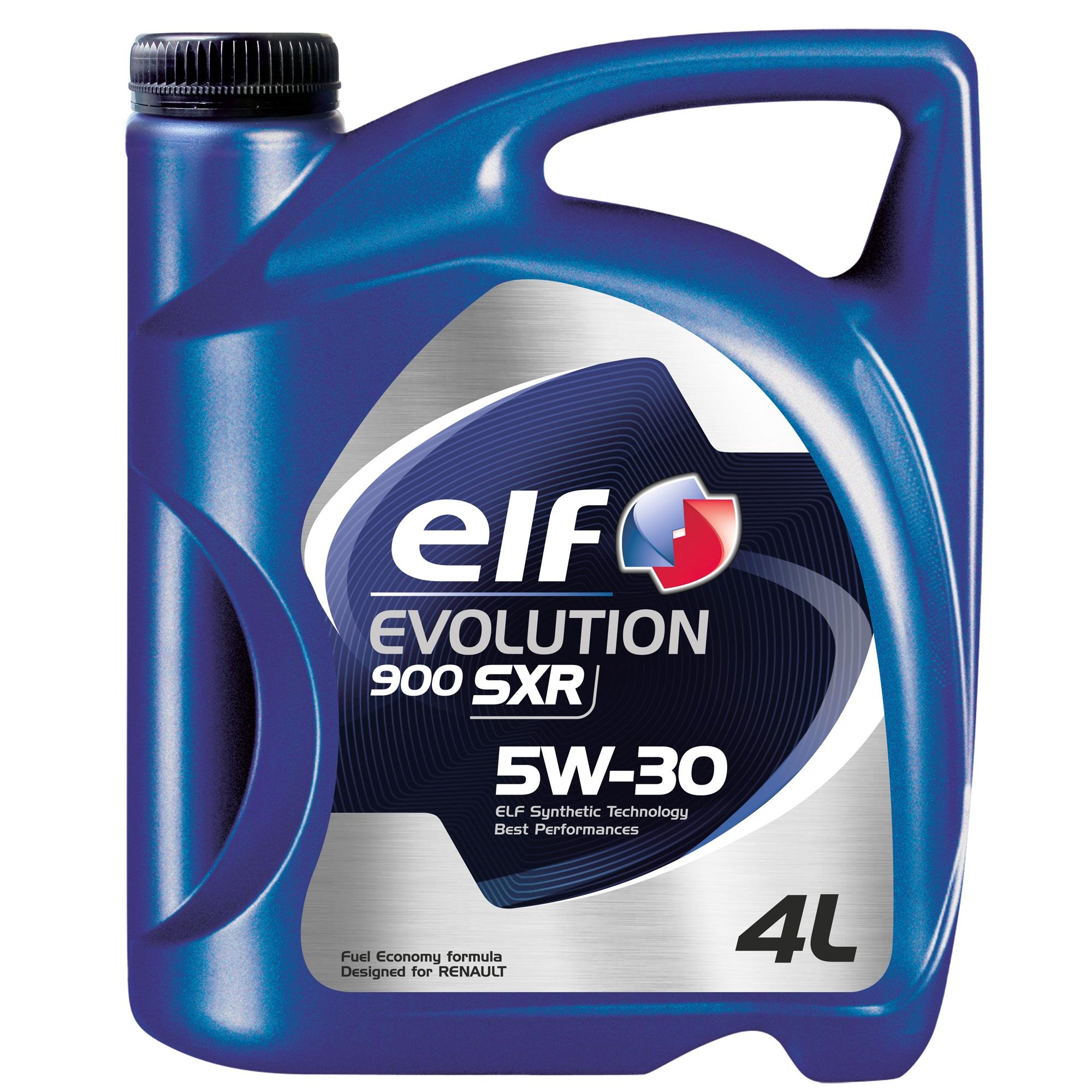 ULEI MOTOR ELF EVOLUTION 900 SXR 5W30 4L