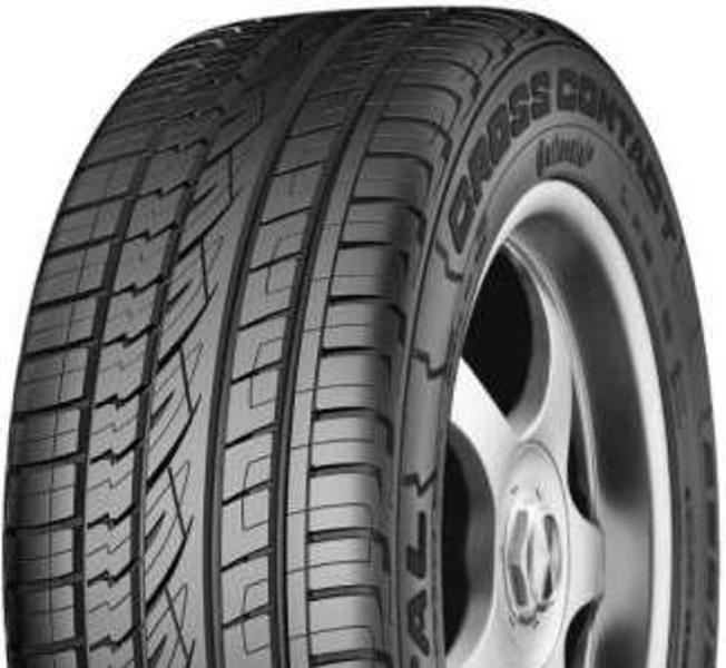 Anvelopa vara CONTINENTAL ContiCrossContact UHP 285/50 R18 W 109