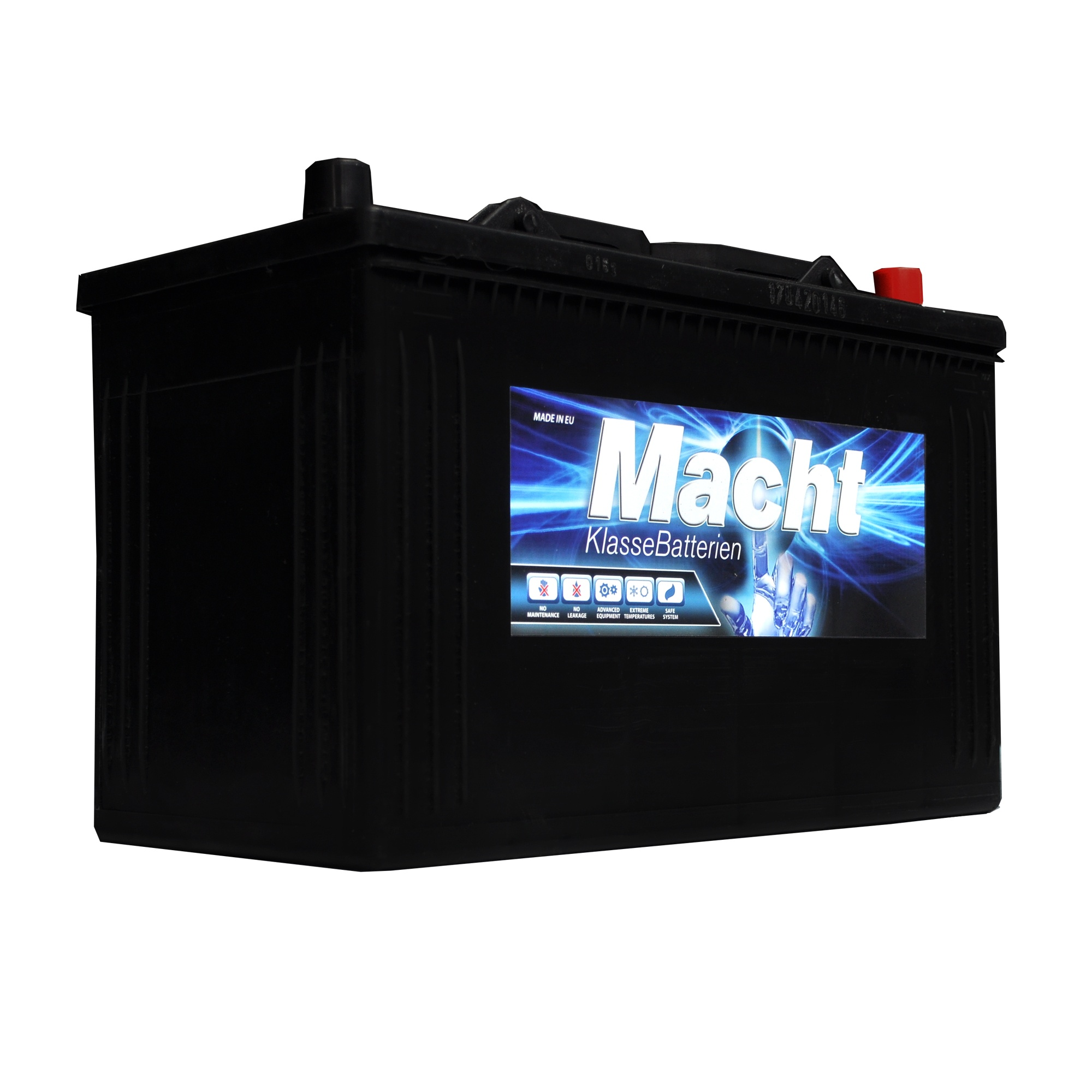 Baterie auto MACHT 25660 12V 120 Ah 800A
