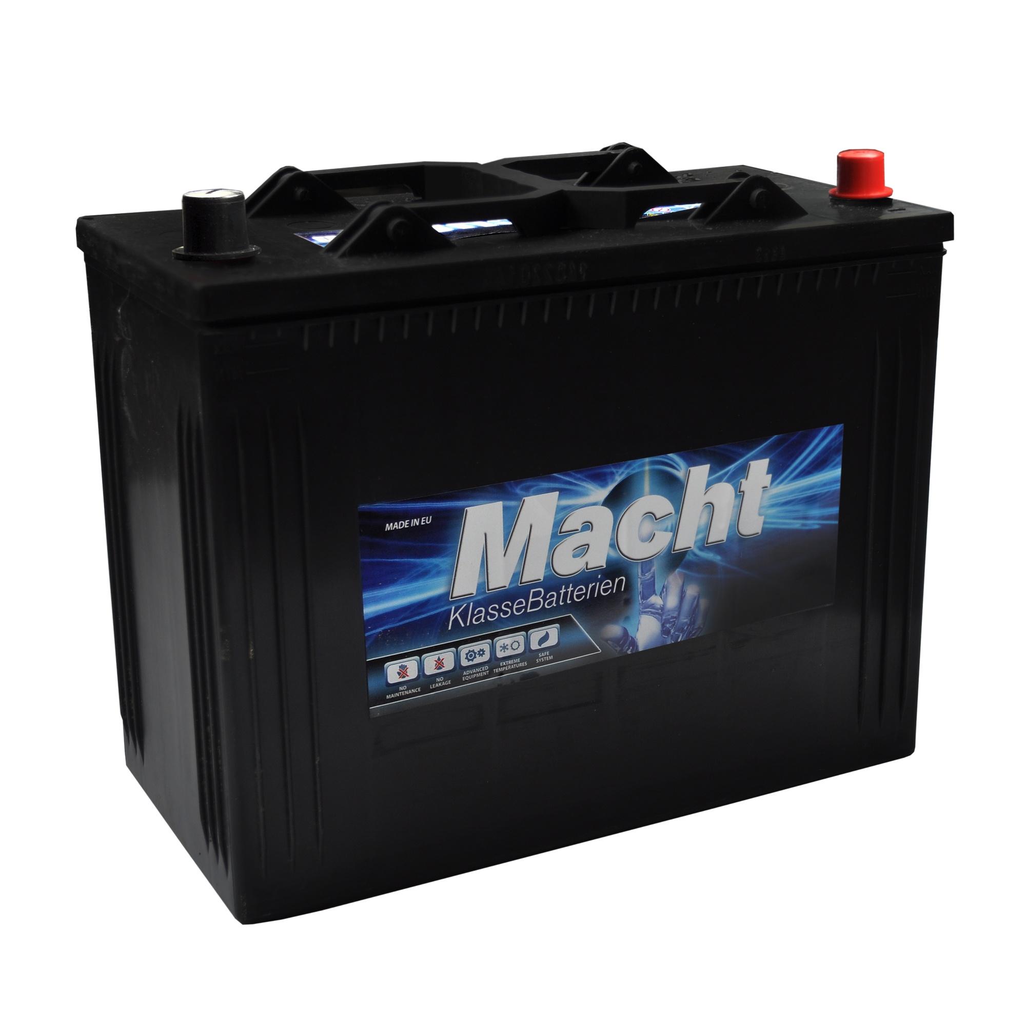 Baterie auto MACHT 25661 12V 125 Ah 820A
