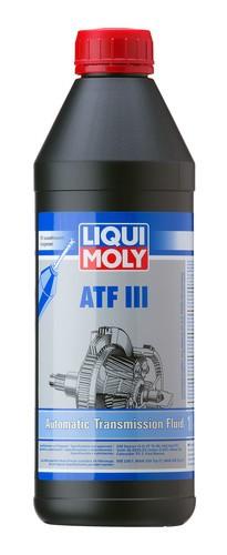 ULEI CUTIE VITEZA AUTOMATA LIQUI MOLY 1043 ATF III 1L