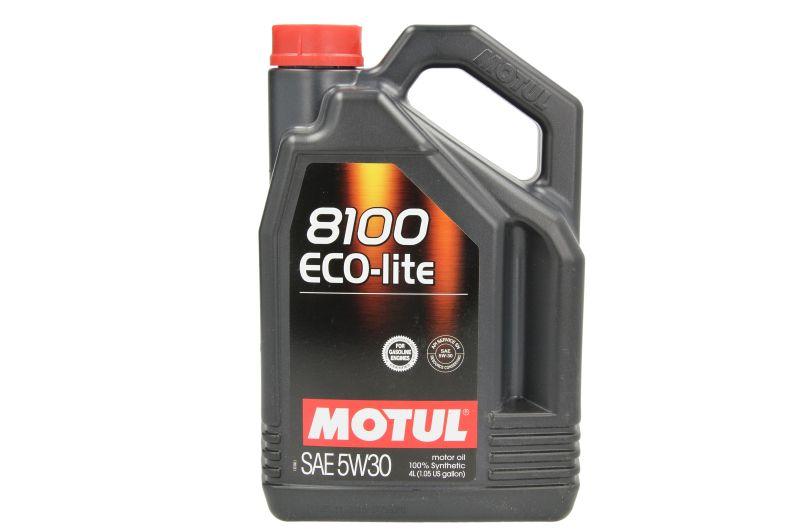 ULEI MOTOR MOTUL 8100 ECO LITE 5W30 5L