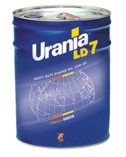 ULEI MOTOR URANIA LD7 (P13531900) 15W40 20L, BIDON PLASTIC