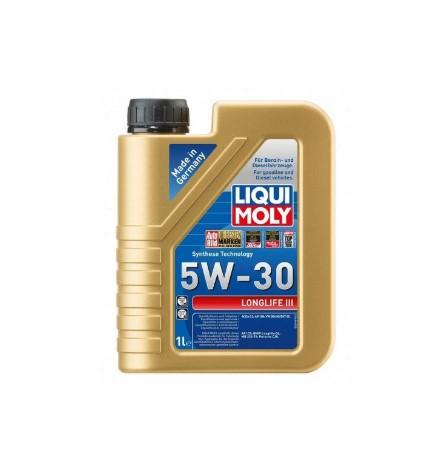 ULEI MOTOR LIQUI MOLY 20820 LONGLIFE III 5W30 1L