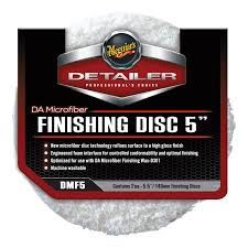 Set 2 pad polish microfibre MEGUIARS 127mm
