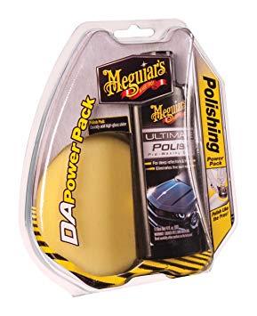 Kit polish MEGUIARS Pack
