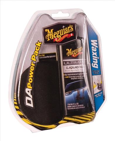Kit polish MEGUIARS WAX Pack