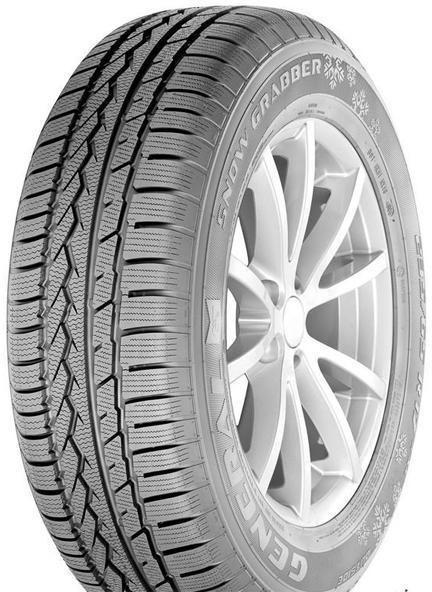 Anvelopa iarna GENERAL Snow Grabber 235/70 R16 T 106