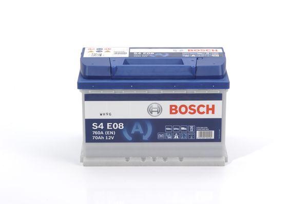 Baterie auto BOSCH S4 0092S4E081  EFB 12V 70Ah 760A