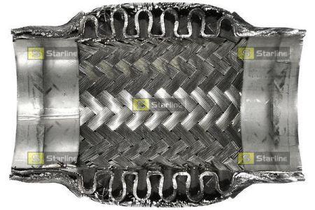 Racord flexibil STARLINE 45 X 100 mm