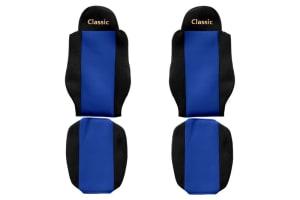Huse scaun F-CORE CLASSIC BLUE MAN TGA, TGL, TGM, TGS 04.00-