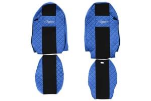 Huse scaun F-CORE ELEGANCE BLUE MERCEDES ACTROS MP2 / MP3 06.08-