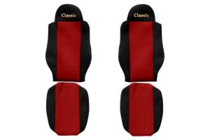 Huse scaun F-CORE CLASSIC RED MAN TGA, TGL, TGM, TGS 04.00-