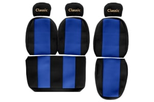 Huse scaun F-CORE CLASSIC BLUE MAN F 2000, L 2000 10.93-