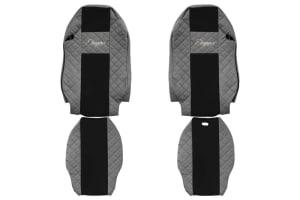 Huse scaun F-CORE ELEGANCE GREY MERCEDES ACTROS MP2 / MP3 10.02-
