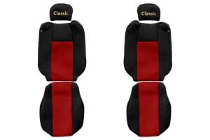 Huse scaun F-CORE CLASSIC RED RVI T 01.13-