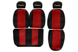 Huse scaun F-CORE CLASSIC RED MAN F 2000, L 2000 10.93-