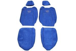 Huse scaun F-CORE BLUE RVI T 01.13-