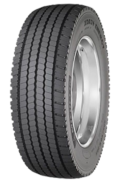 Anvelopa vara MICHELIN XDA2+ Energy 295/80 R22.5 M 152