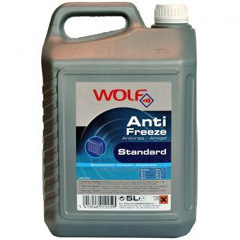 Antigel cu silicati Wolf G11 Albastru 5L