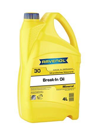 ULEI MOTOR RAVENOL 1114105-004 Break-In Oil SAE 30 4L