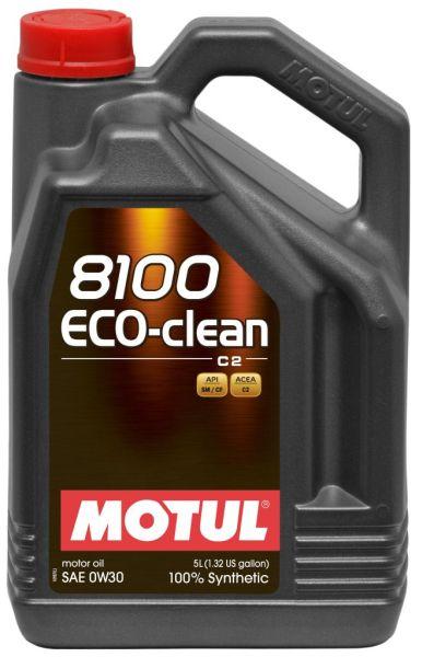 Ulei motor MOTUL 8100 ECO-CLEAN 0W30 5L
