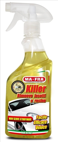 SPRAY MA-FRA INDEPARTAT INSECTE 500 ML
