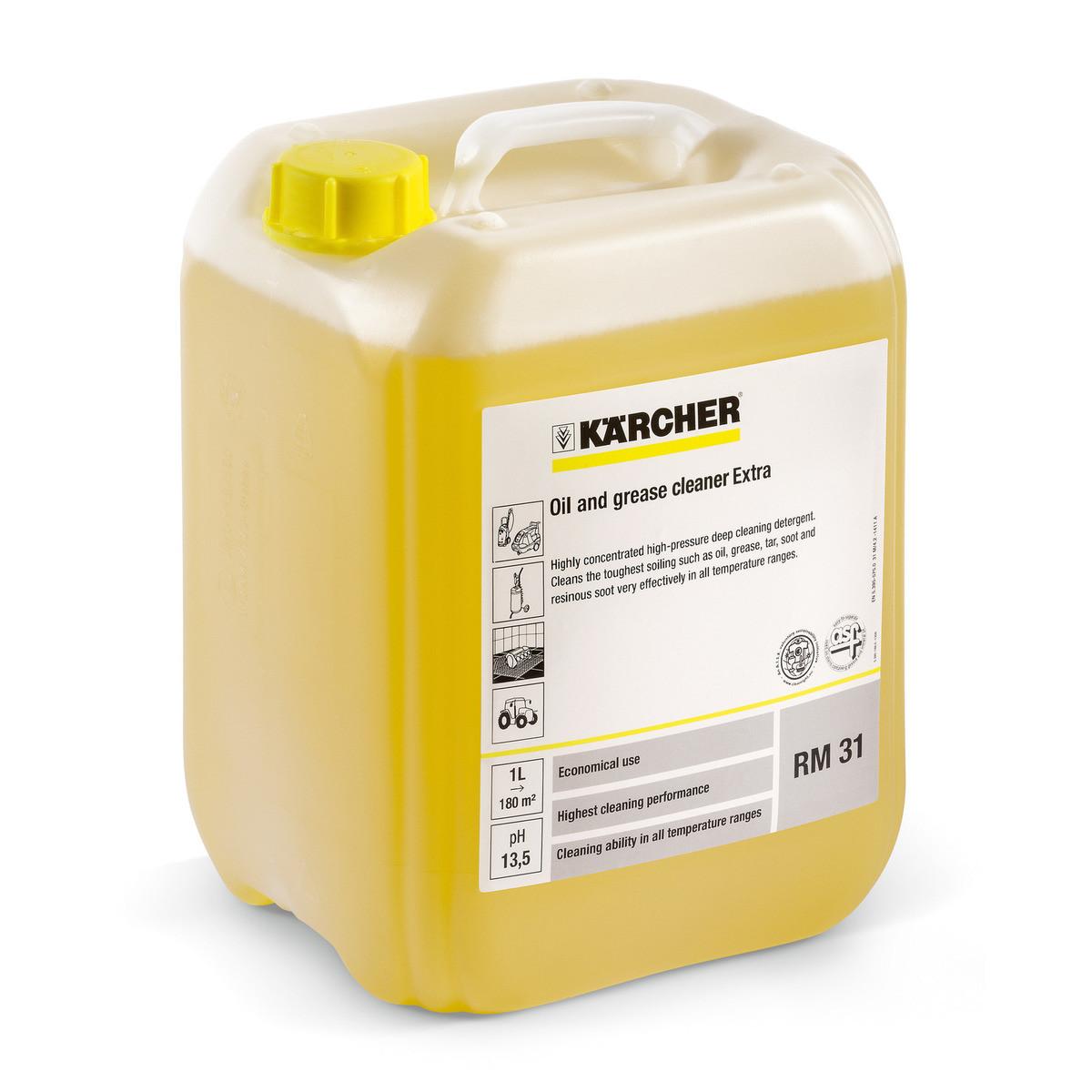 Solutie KARCHER de curatare a uleiului si grasimii 20L