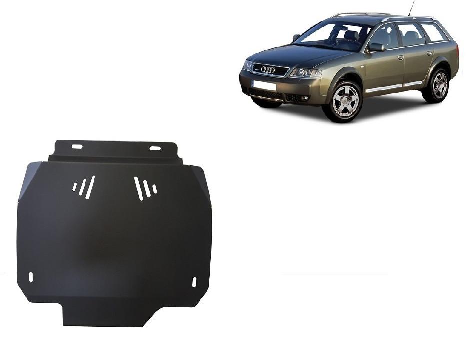 Scut metalic motor, cutie de viteza MTR Audi A4 98-