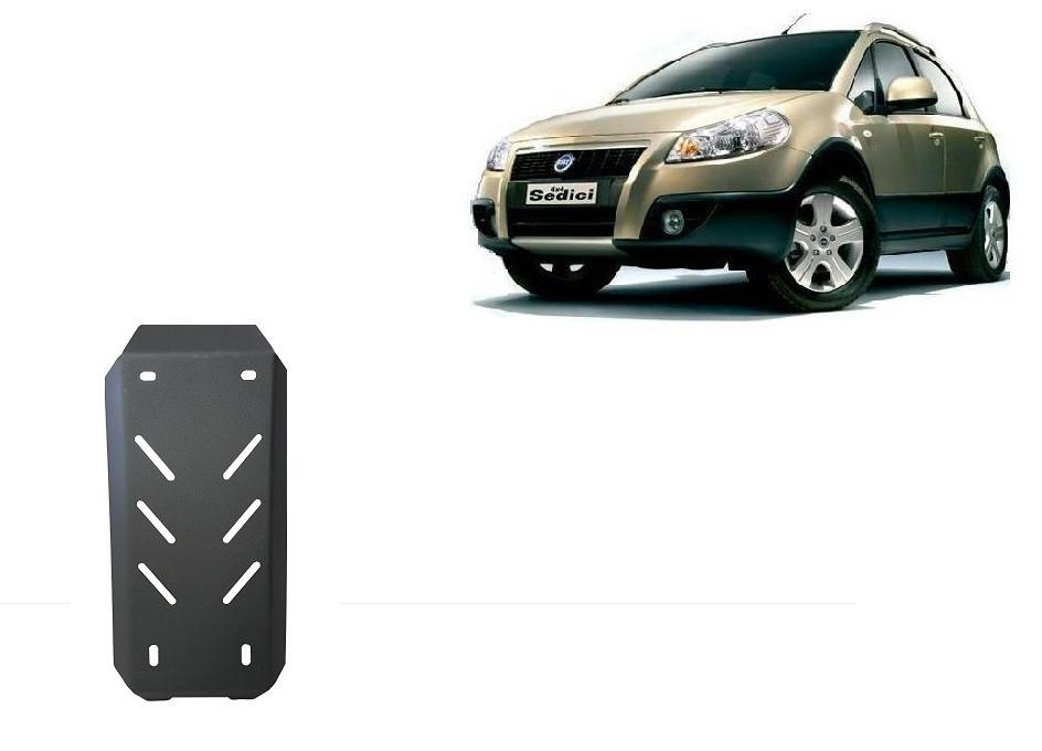 Scut metalic diferential MTR Suzuki SX 4 S-Cross 4x4 2013-