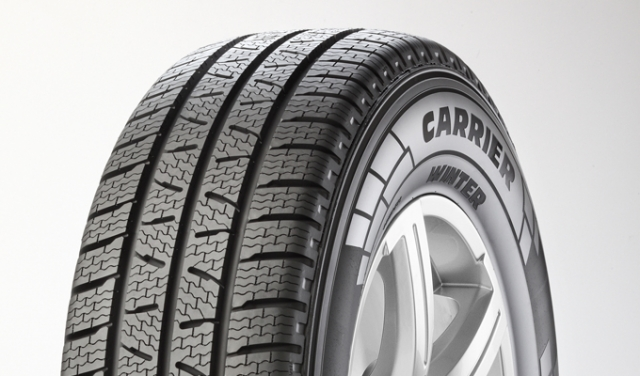 Anvelopa iarna PIRELLI WINTER CARRIER 195/75 R16C R 104