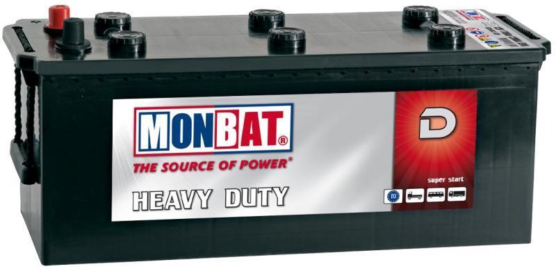 Baterie auto MONBAT TRUCK 12V 230AH 1300A