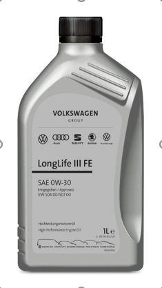 ULEI MOTOR ORIGINAL OE VW LONGLIFE III 0W30 1L