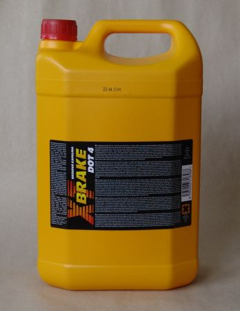 Lichid de frana XT BRAKE DOT4 5L